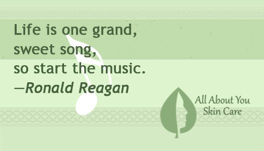 Ronald Reagan Quote on Life