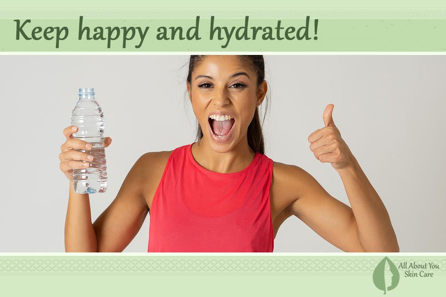 Keep Happy, Keep Hydrated