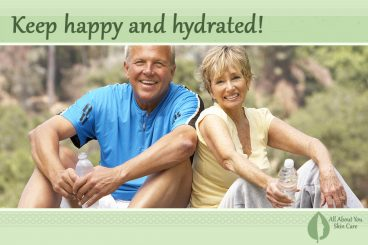 Keep Happy and Hydrated