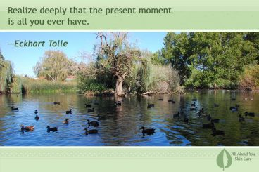 Present Moment - Eckhart Tolle